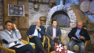 """""""Strategie di sviluppo per un turismo sostenibile"""", l'associazione Borghi da Ri...Vivere ne ha discusso a Belmonte Calabro"""