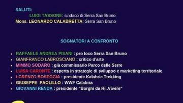 """""""Borghi in...Movimento"""" alla Festa del Fungo di Serra San Bruno"""